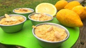 Muffins de Aveia e Limão Prato Fitness