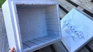 caixa gelados prozis 2
