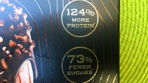 proteina e açúcar