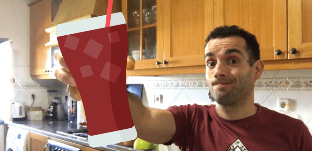 o que acontece ao teu corpo quando bebes coca-cola