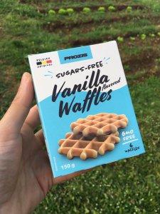 waffles prozis