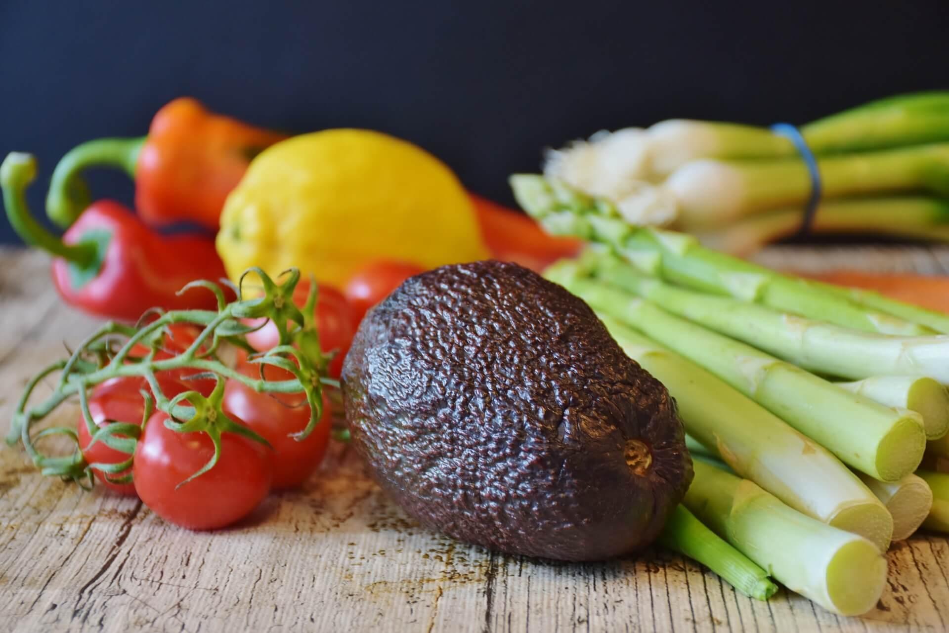 Plano Alimentar Para Emagrecimento vegetais