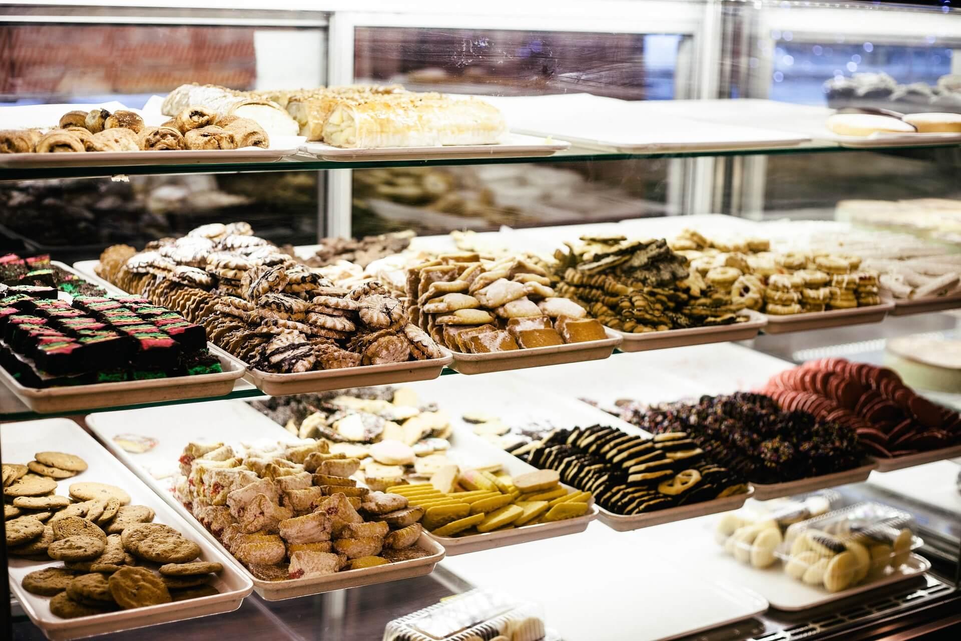 Tornar a Dieta Mais Fácil bolachas