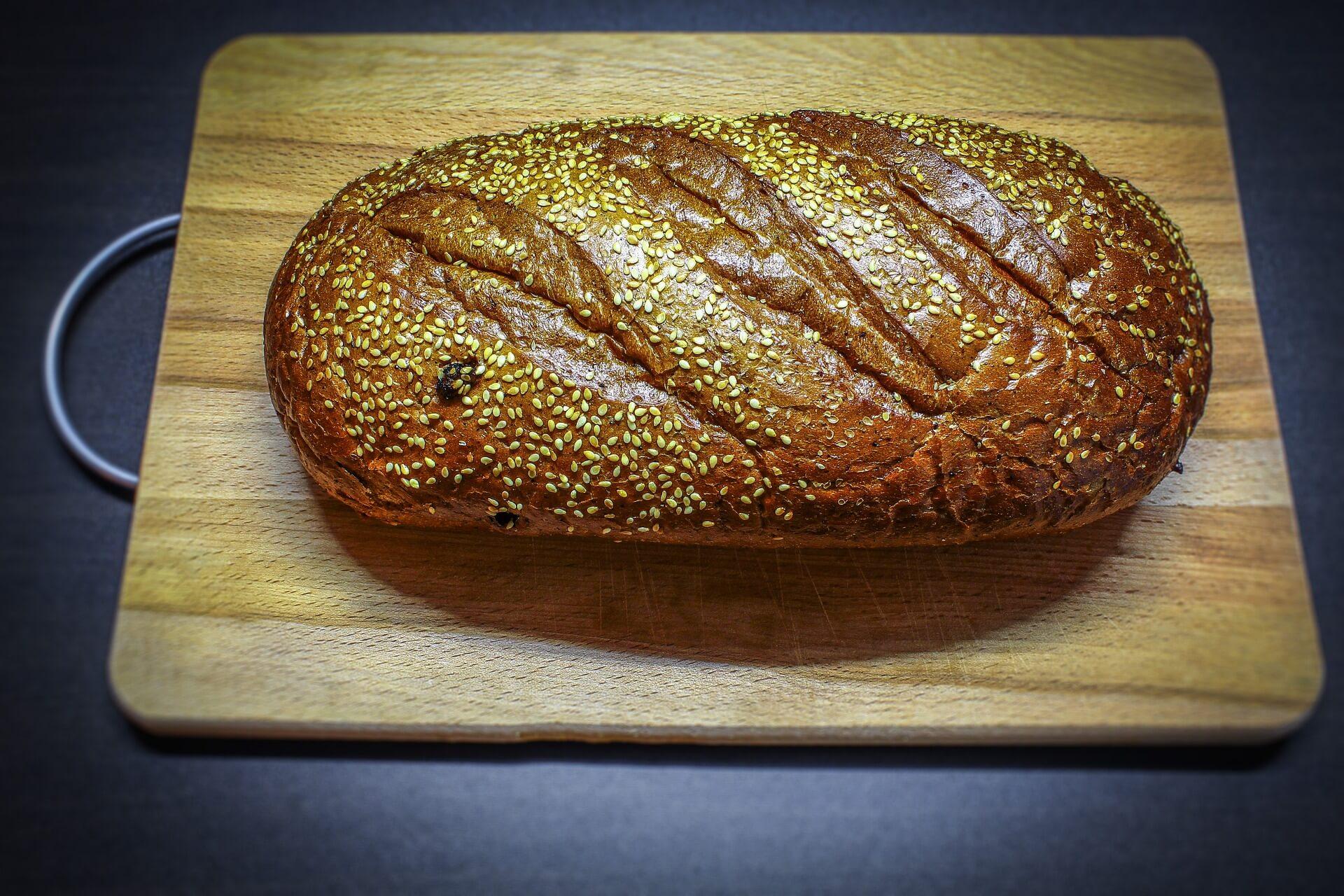 alimentos ricos em fibras - pão
