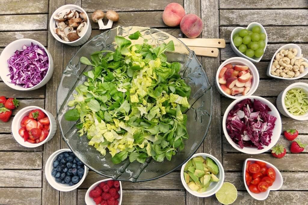 mentiras impedem perda peso salada