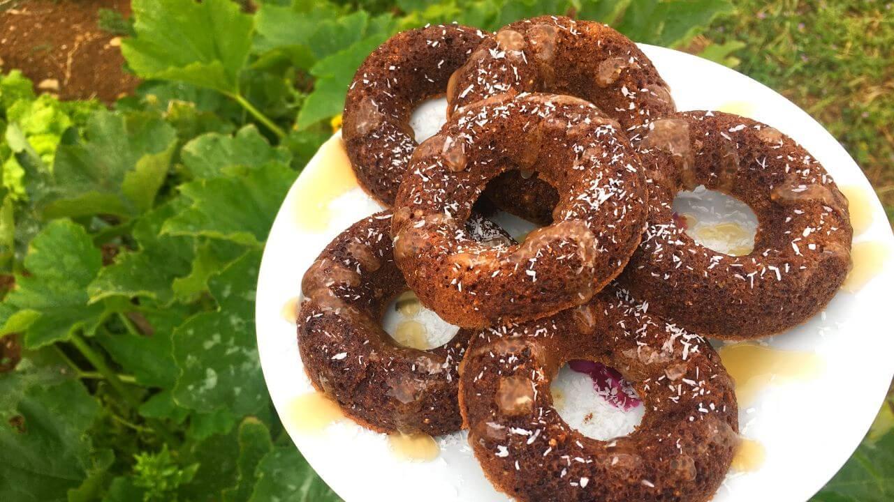 donuts saudaveis, donuts saudáveis