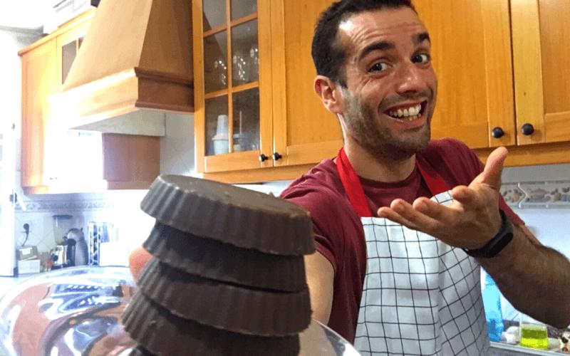 receita chocolate caseiro