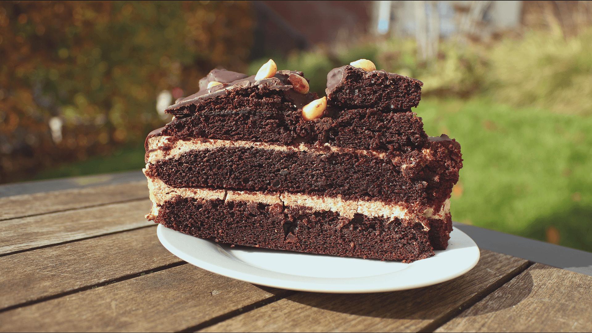 dieta dos hidratos de carbono lentos - bolo