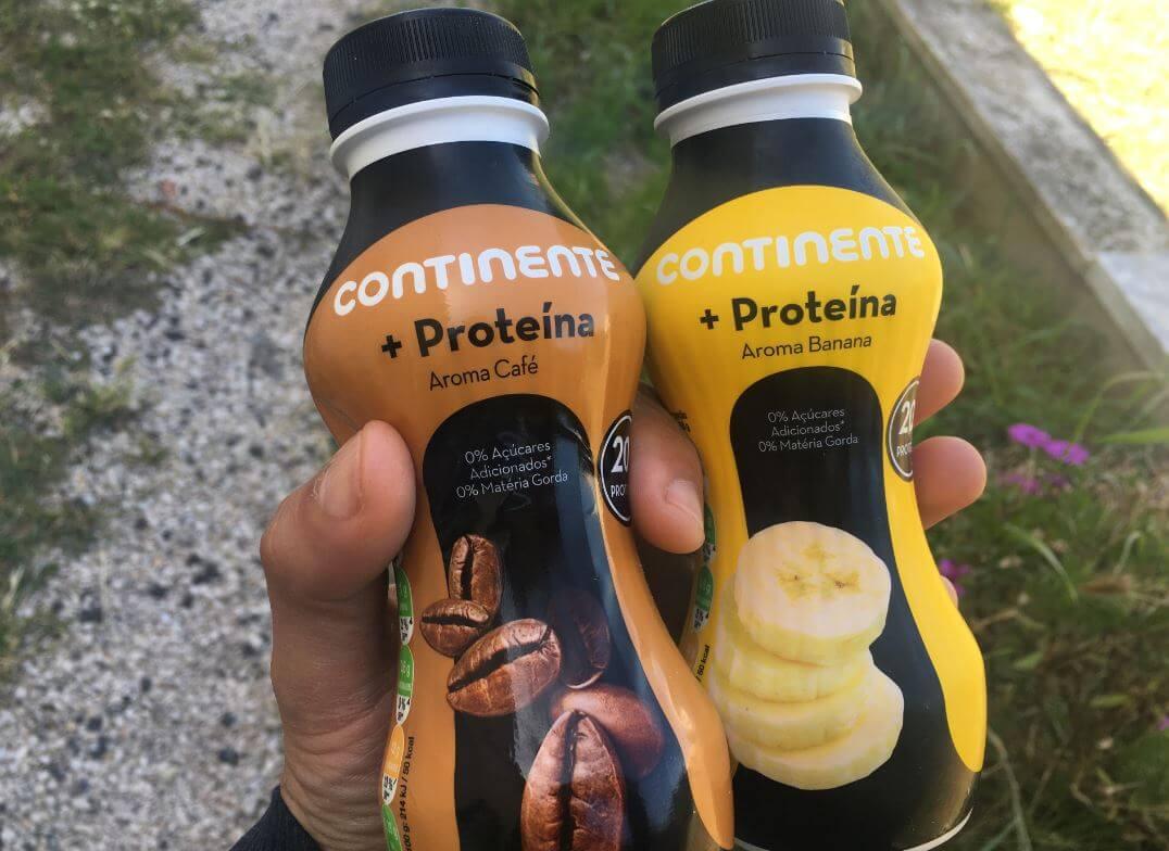 iogurte mais proteína continente