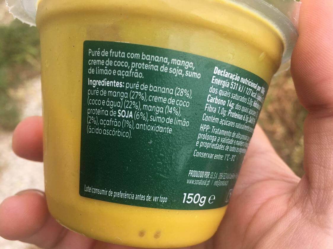 sonatural ingredientes