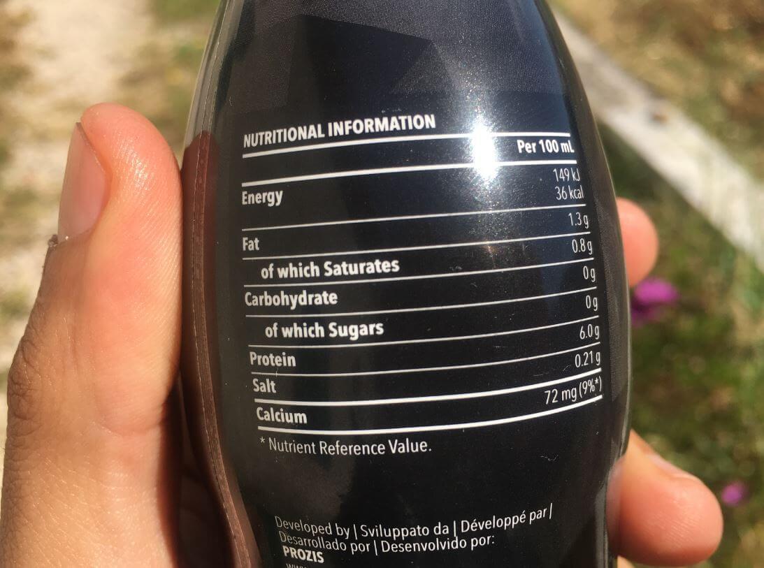 zero shake prozis